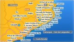 Transfer Barcelona aeropuerto a Lloret